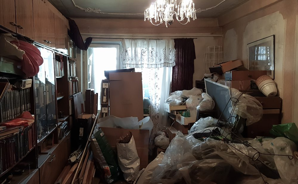 Hoarding Clean Out Services