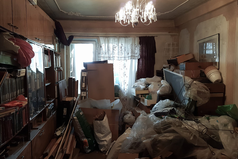 Hoarding Clean Out Services in Billings